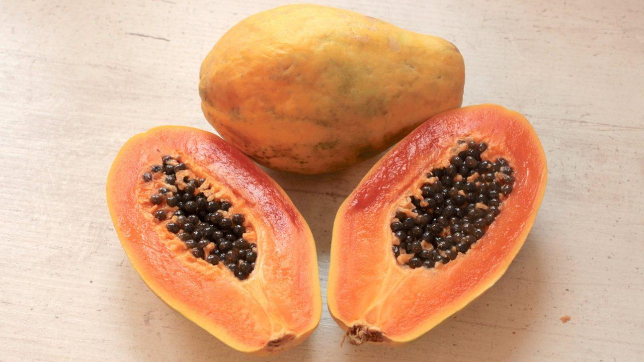 Papaia: digestiva, ipocalorica, antiossidante