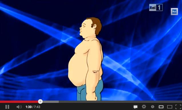 obesità a Superquark