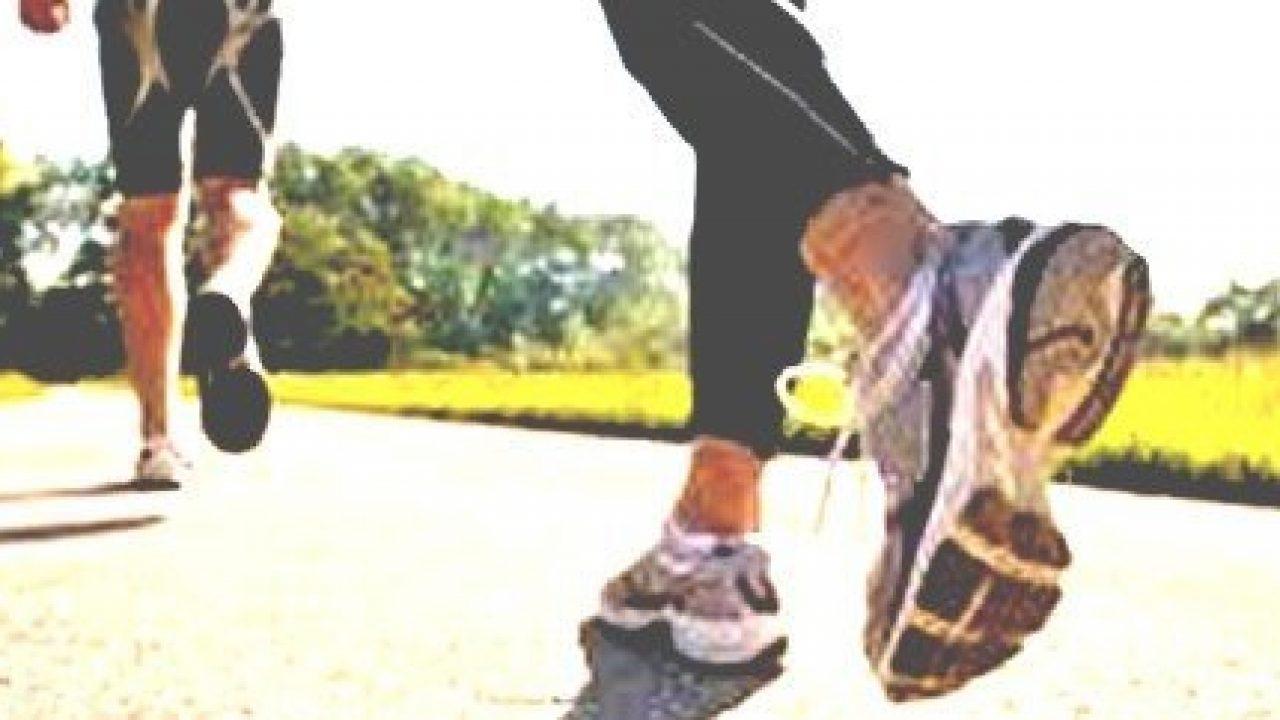 Scarpe leggere e flessibili per alleviare l'artrosi del ginocchio