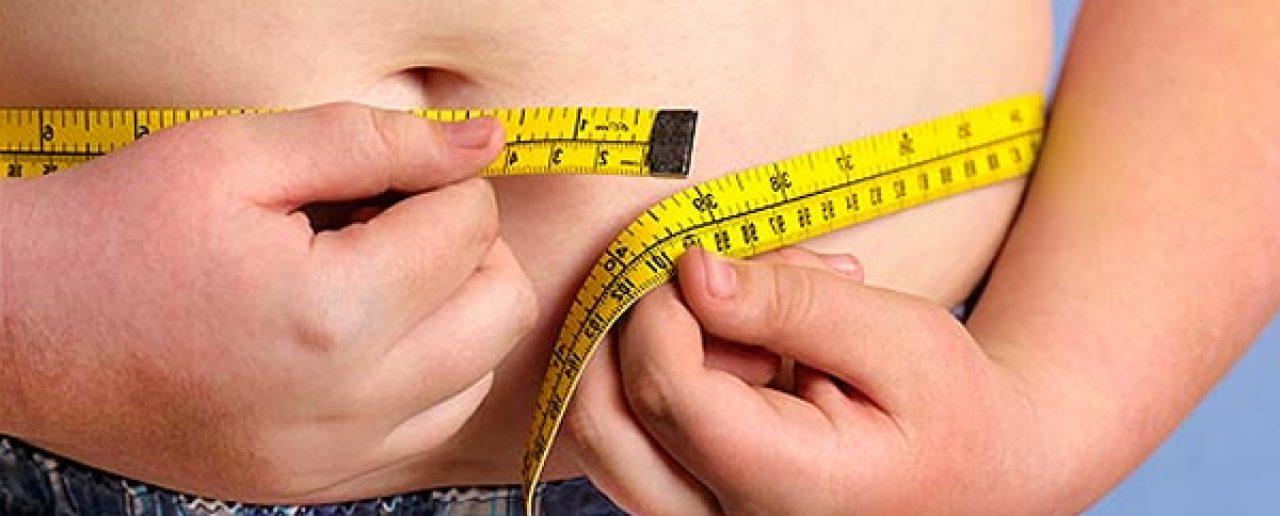 Il grasso addominale: un pericolo fin da piccoli