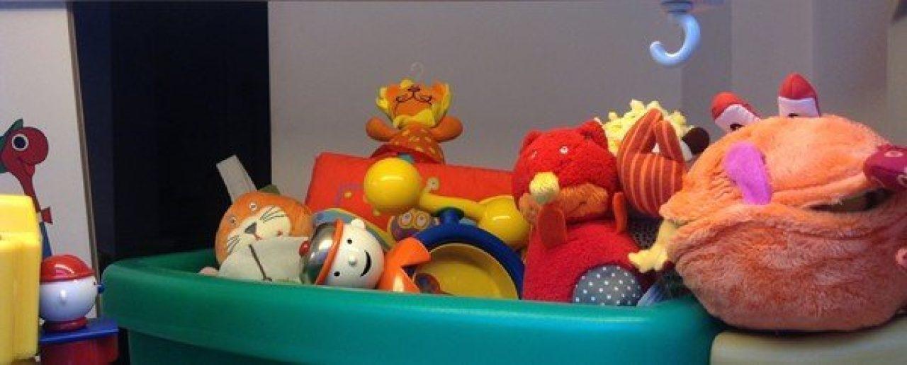 La guida per la scelta dei giocattoli del Ministero della Salute