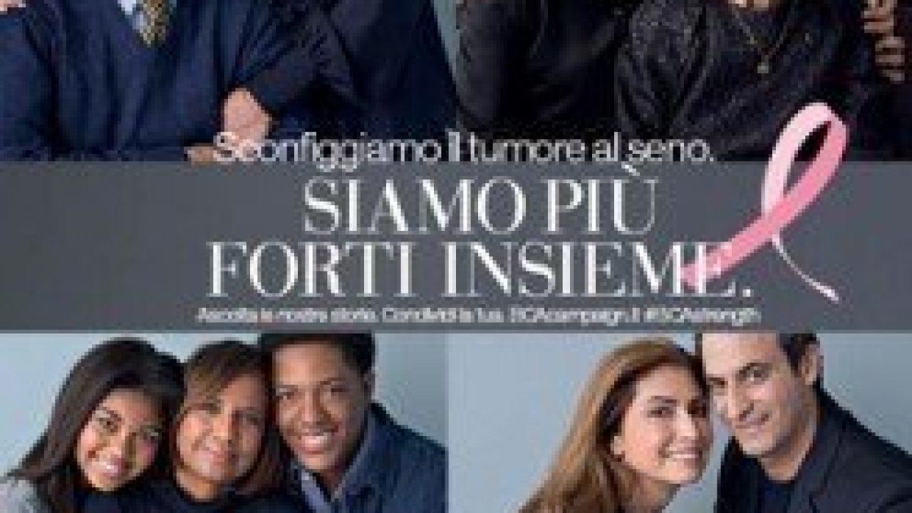 20 ottobre, Nastro Rosa 2014, visite senologiche gratuite in 397 ambulatori in tutta Italia