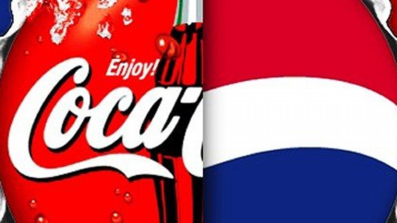 Taglio di calorie promesso da Coca Cola e Pepsi per combattere obesità