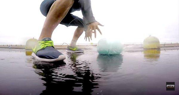 FluiBall, l'innovativo attrezzo per tutti i Personal Trainer