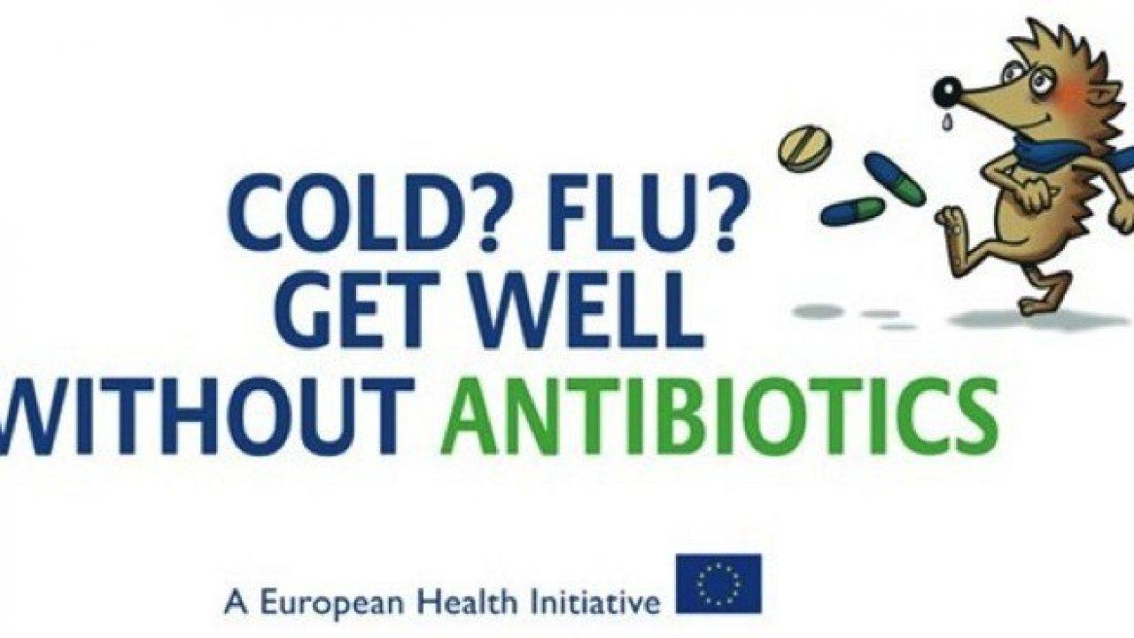 18 novembre 2015: Giornata Europea sulla consapevolezza del corretto uso degli antibiotici