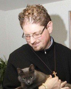 Don Giovanni con gatto