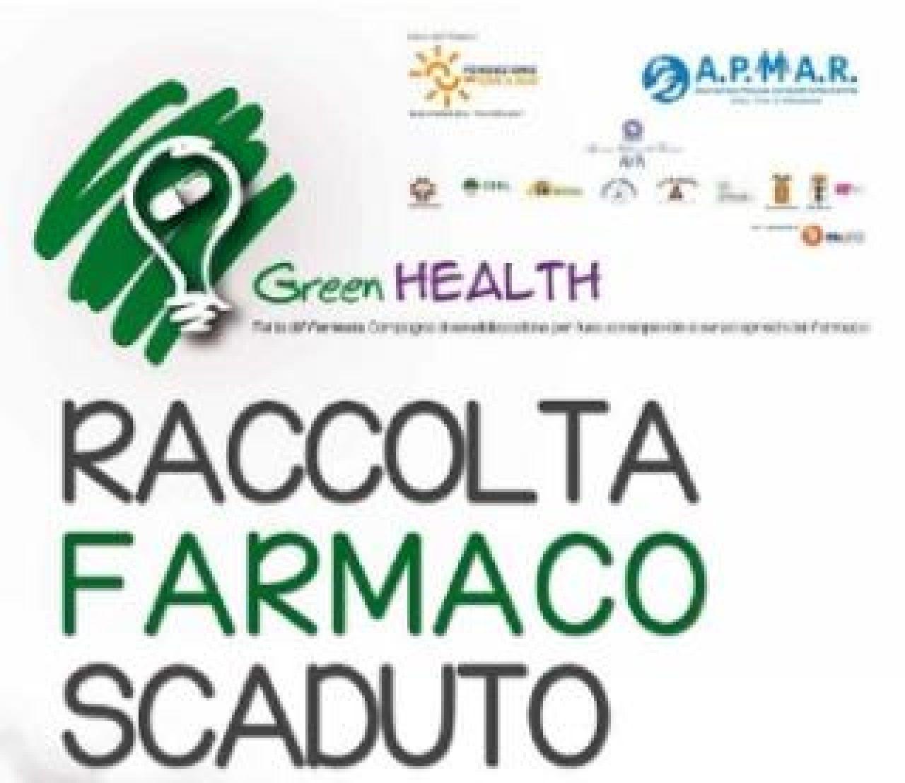 """Farmaci: """"Green Health, fai la differenza"""""""