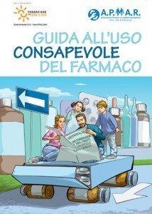 """L'opuscolo della campagna """"Guida all'uso consapevole del farmaco"""""""