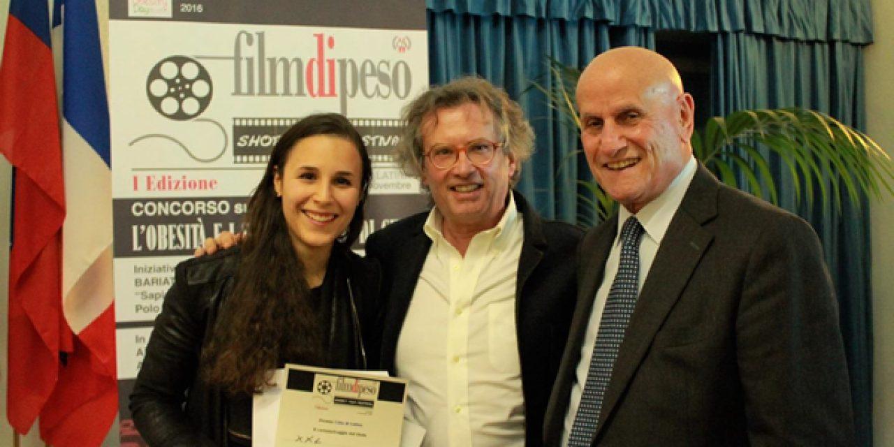 Proclamati i vincitori della 1^ Edizione del Cinefestival #filmdipeso