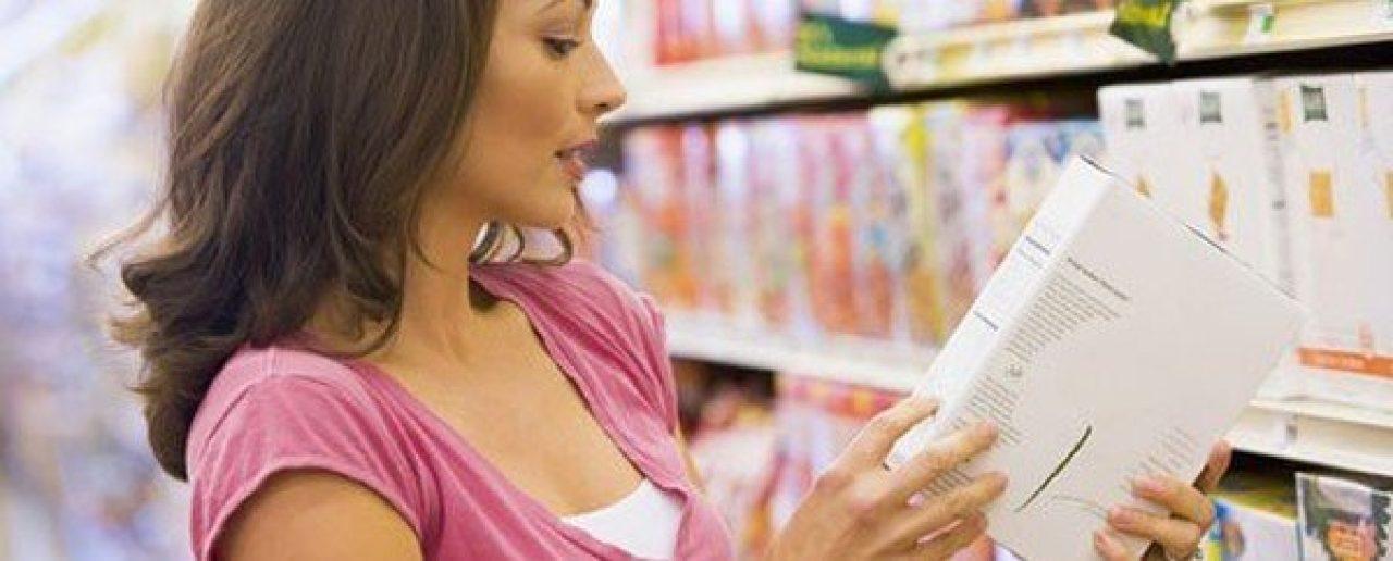 Le nuove etichette alimentari a norma UE