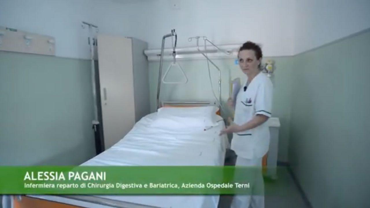 Il letto e la poltrona bariatrici favoriscono il comfort e la degenza del paziente