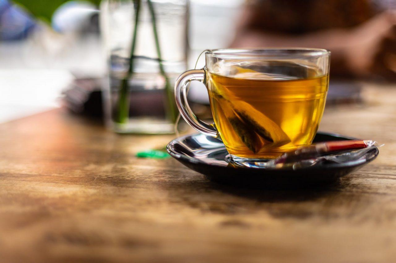 Tè verde. Come conservarne tutte le proprietà.
