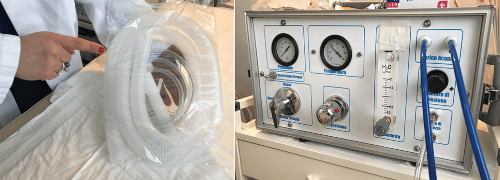 idrocolonterapia, il lavaggio intestinale