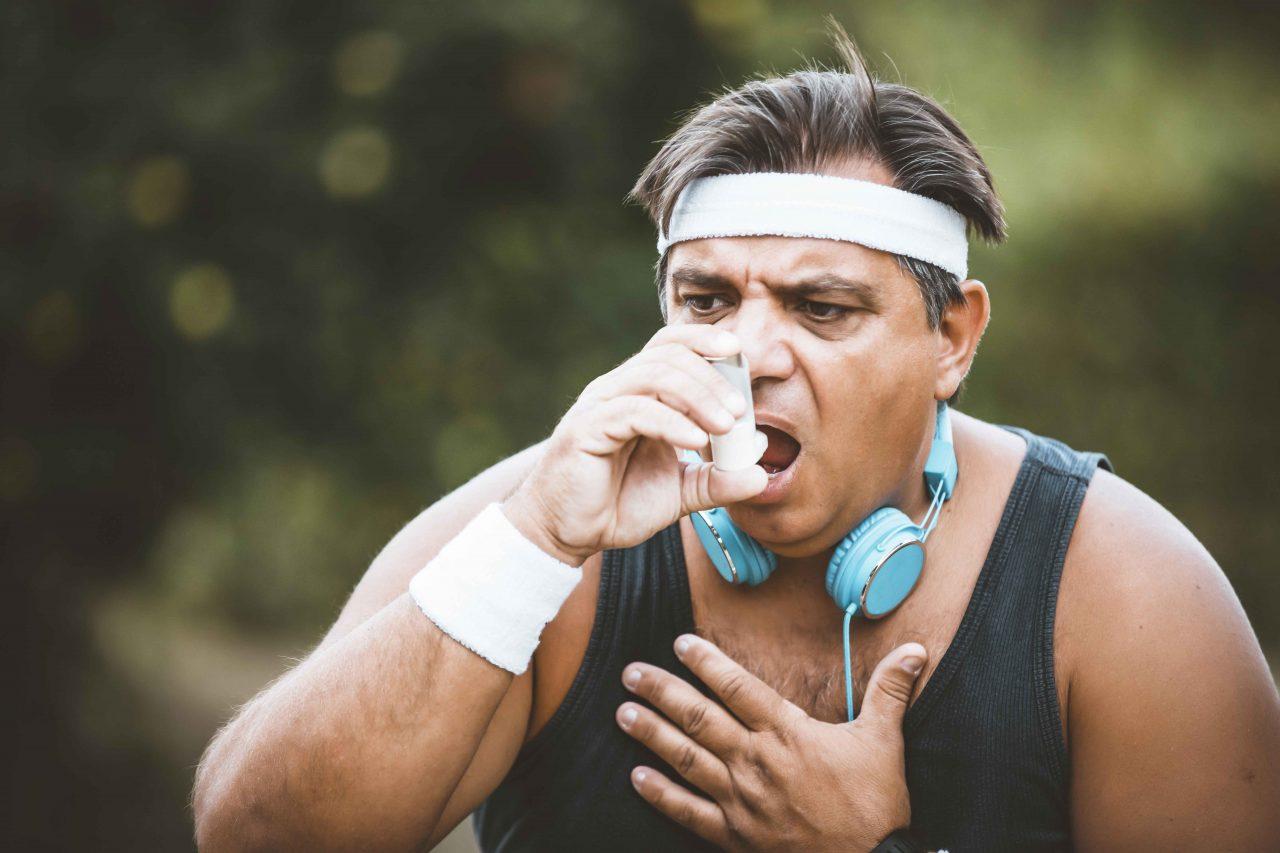 Obesità e asma. Presenza di grasso nelle vie respiratorie
